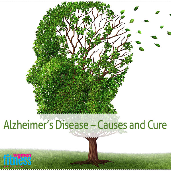 Alzheimer's Disease – Causes and Cure