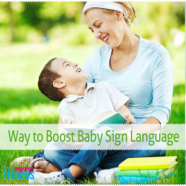 Way to Boost Baby Sign Language