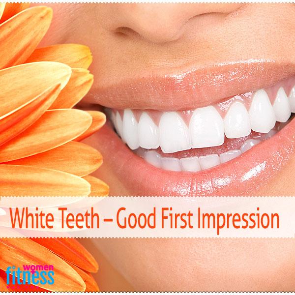 White Teeth – Good First Impression