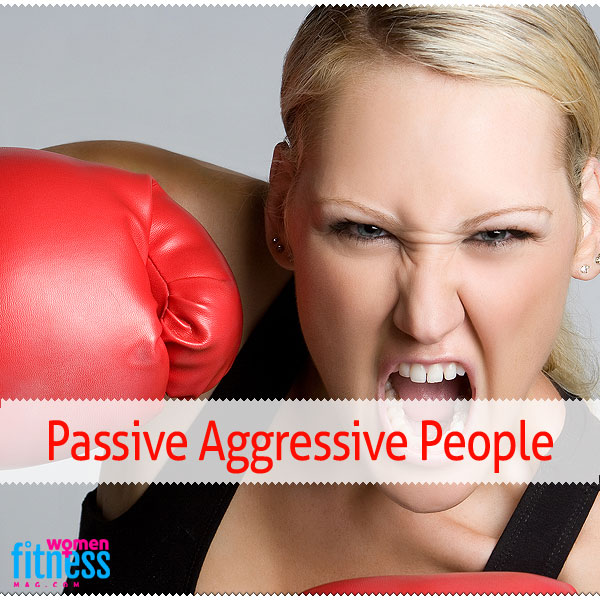 Passive Aggressive People