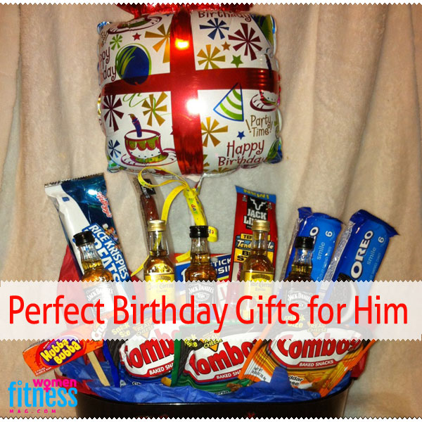 Perfect Birthday Gifts For Him