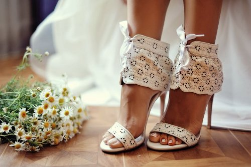 Finding the Perfect Wedding Shoes