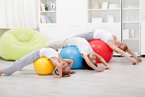 Get Your Children to Exercise