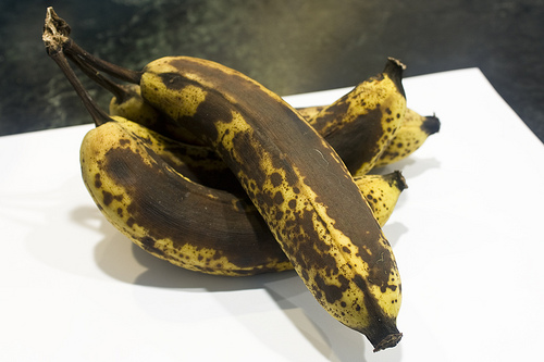 Healthy Ways to Use Overripe Bananas