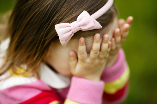 Help Your Child Overcome Shyness