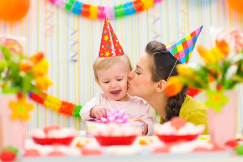 Wonderful Birthday Party for Your Toddler