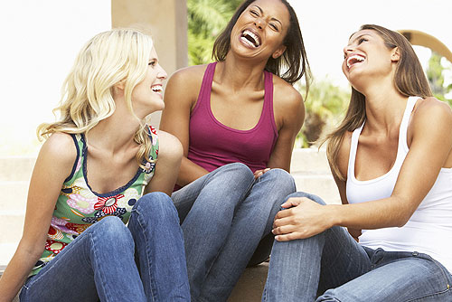 Does Laughing Have Real Health Benefits?