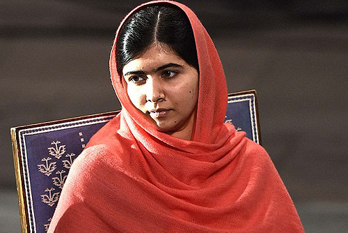 Malala become youngest ever Nobel Peace Prize winner