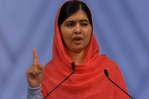 Malala Just Gave A Jaw-Dropping Speech To Accept Her Nobel Peace Prize
