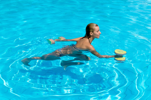 Great Reasons You Should Try Aqua Aerobics
