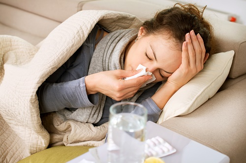 Influenza and Women