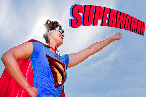 International Women's Day: Give yourself a break, Superwoman!