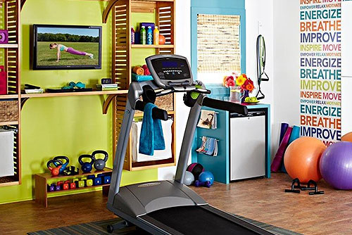 Home Gyms We Love