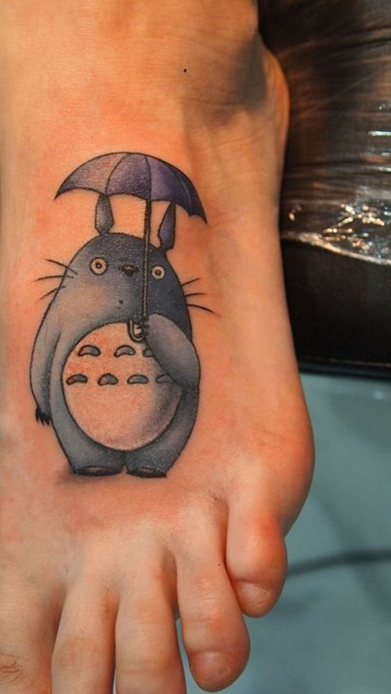 Unique Foot Tattoo Ideas