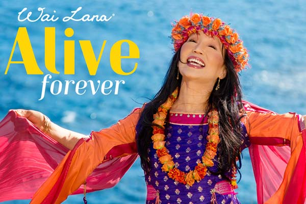 Alive Forever- A Positive Motivation Filled Musical Movie by Wai Lana