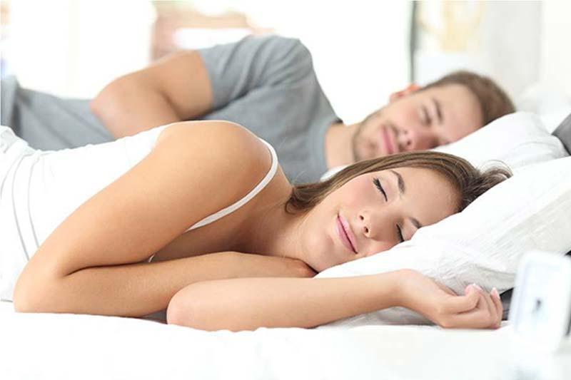 Get sufficient sleep each night
