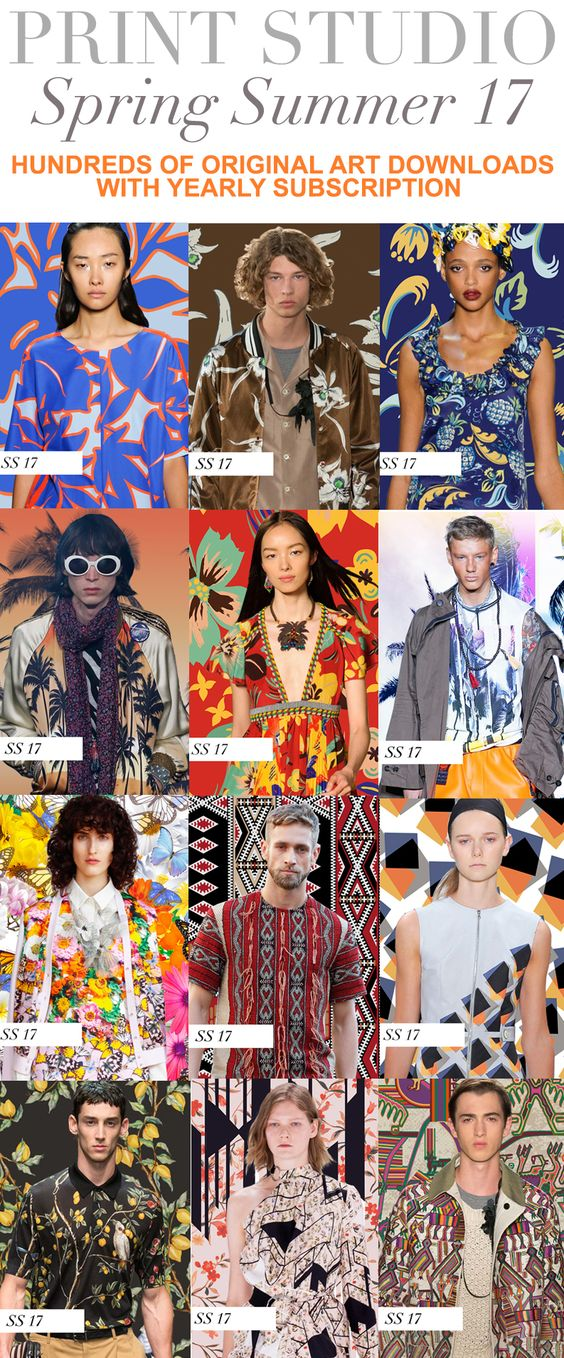 Top 5 Spring/Summer Trends to Stick to
