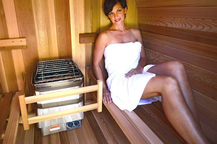 Top 5 Benefits Of Sauna To Women S Health Women Fitness