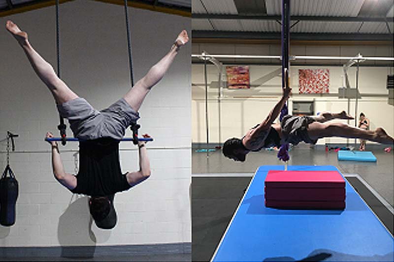Pole dance and fitness