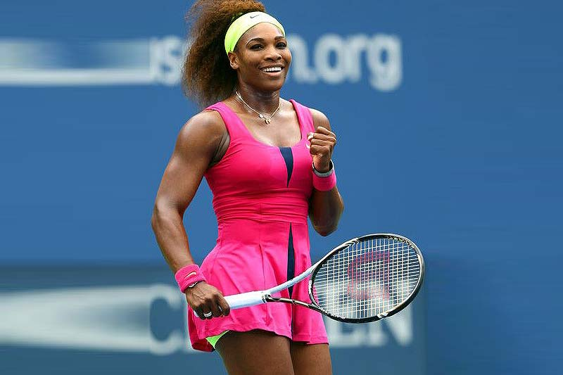Serena Williams. The Most Influential Female Tennis Stars on Social Media