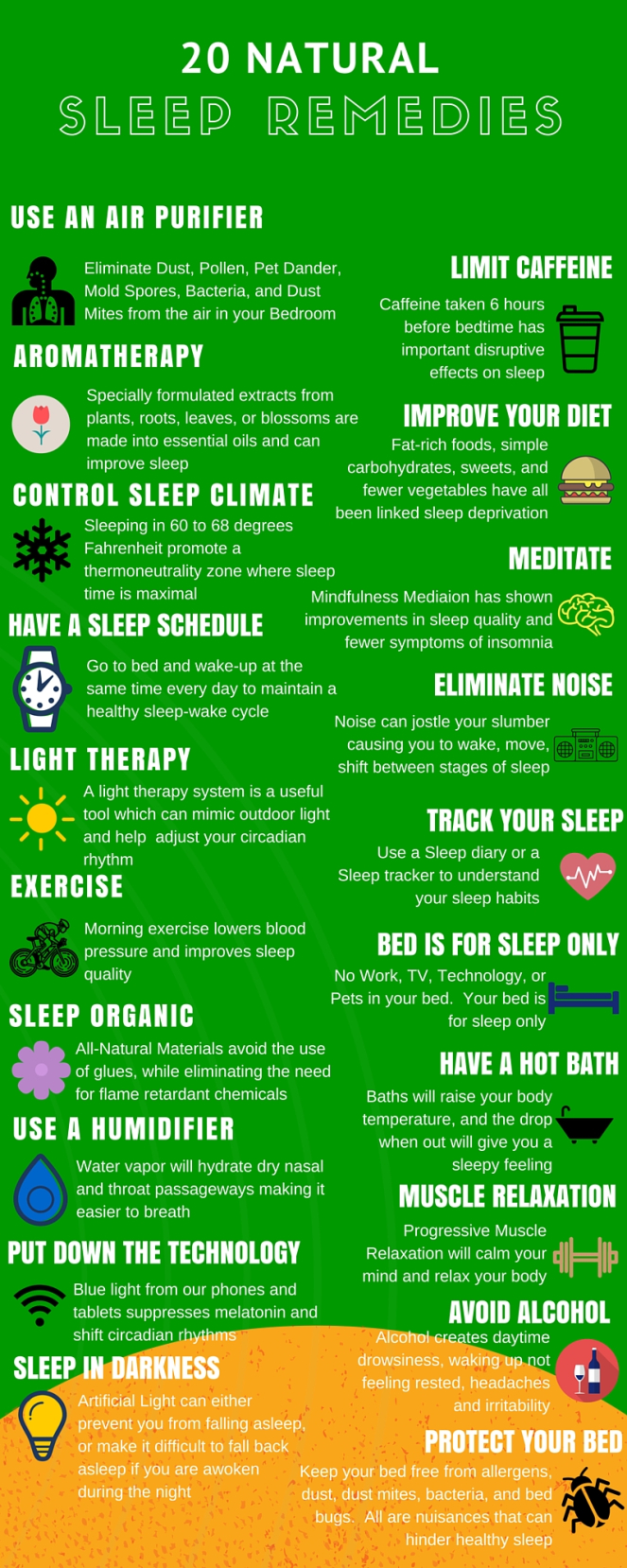 Dealing with Sleep Issues