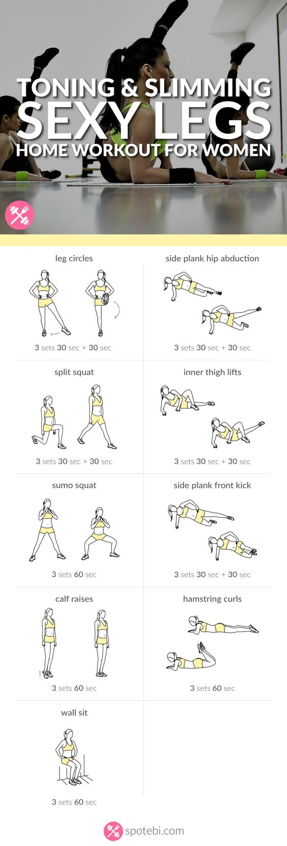 Body Toning Exercises for Females