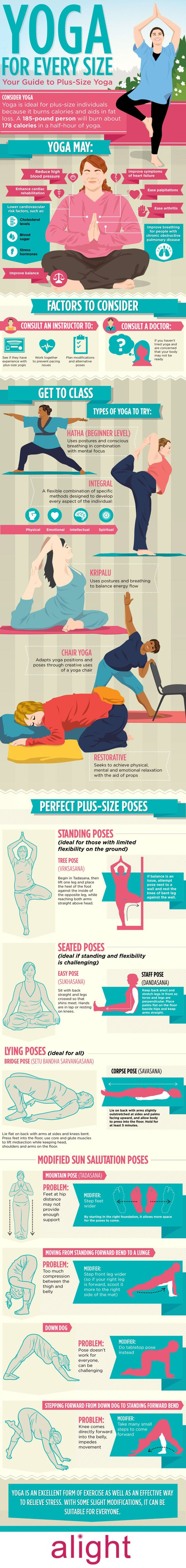 Yoga - Ways to Engage More Muscles