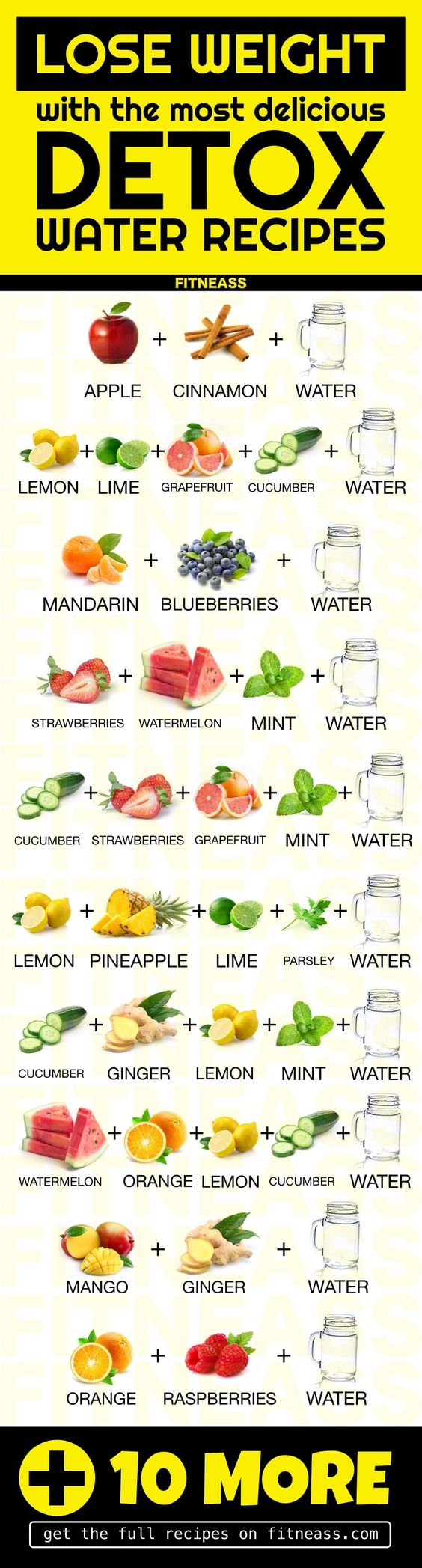 Detox Drinks That Actually Taste Good