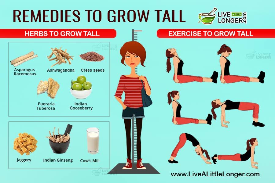 Effective Ways To Increase Your Height