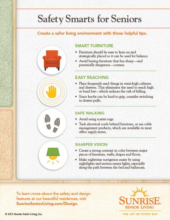 5 Safety Tips for Seniors Living Alone - Women Fitness Magazine