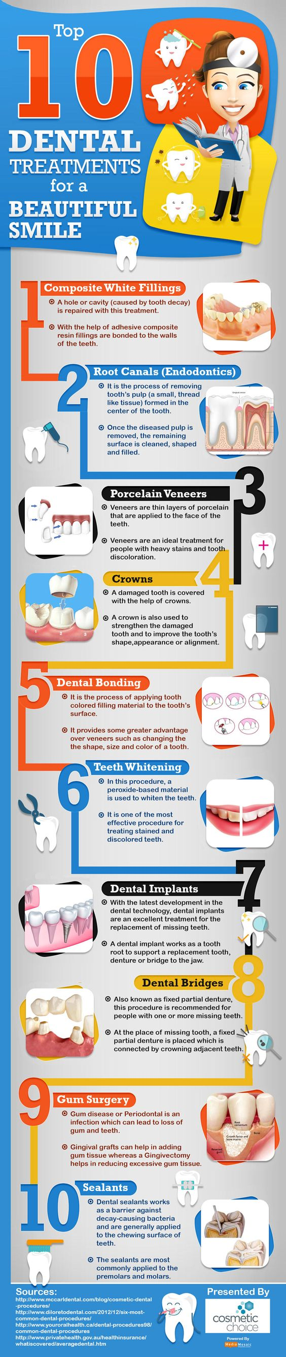 5 Dental Tips for a Beautiful Smile