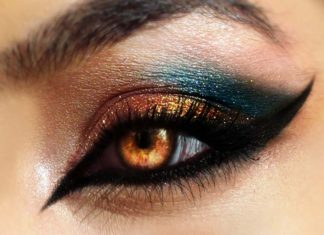 Makeup Tips for Contact Lens Wearers, how to get makeup off contact lenses, best eyeliner for contact wearers, eyeliner makes contacts blurry, do you put contacts in before or after makeup, can i wear eyeliner with contact lenses, how to avoid getting makeup on contacts, mascara safe for contact lenses, best drugstore mascara for contact lens wearers,