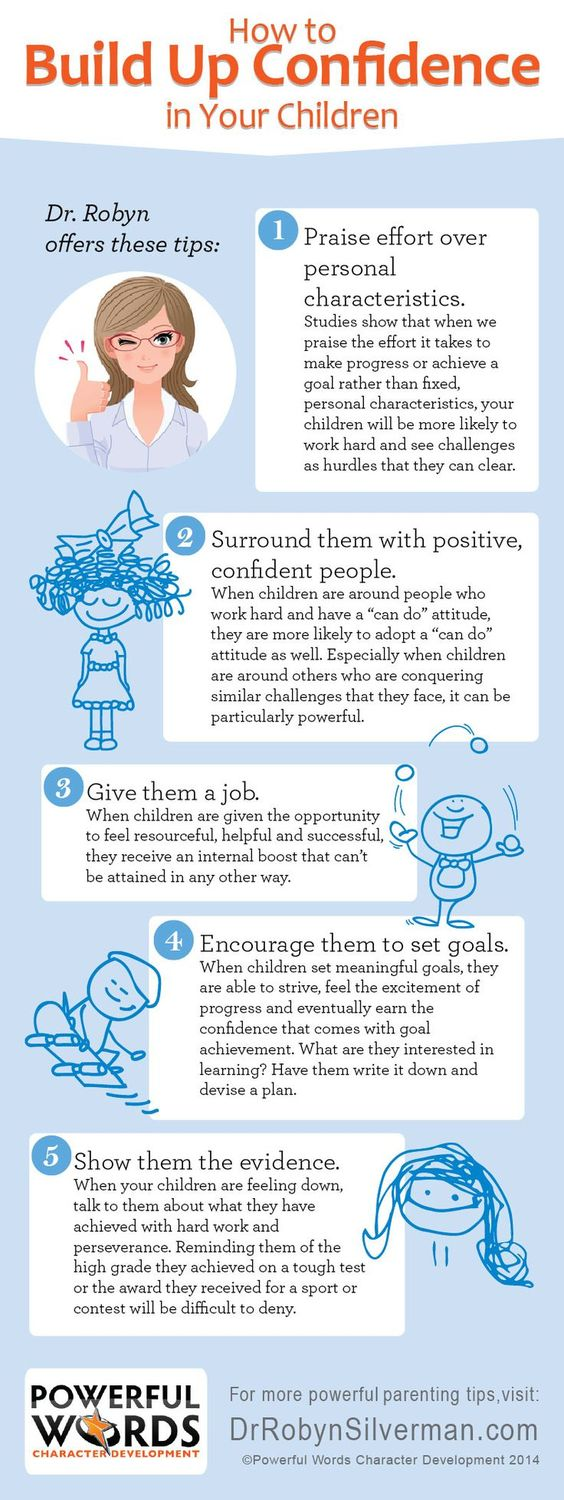 Help Children to Grow into Happy Adults