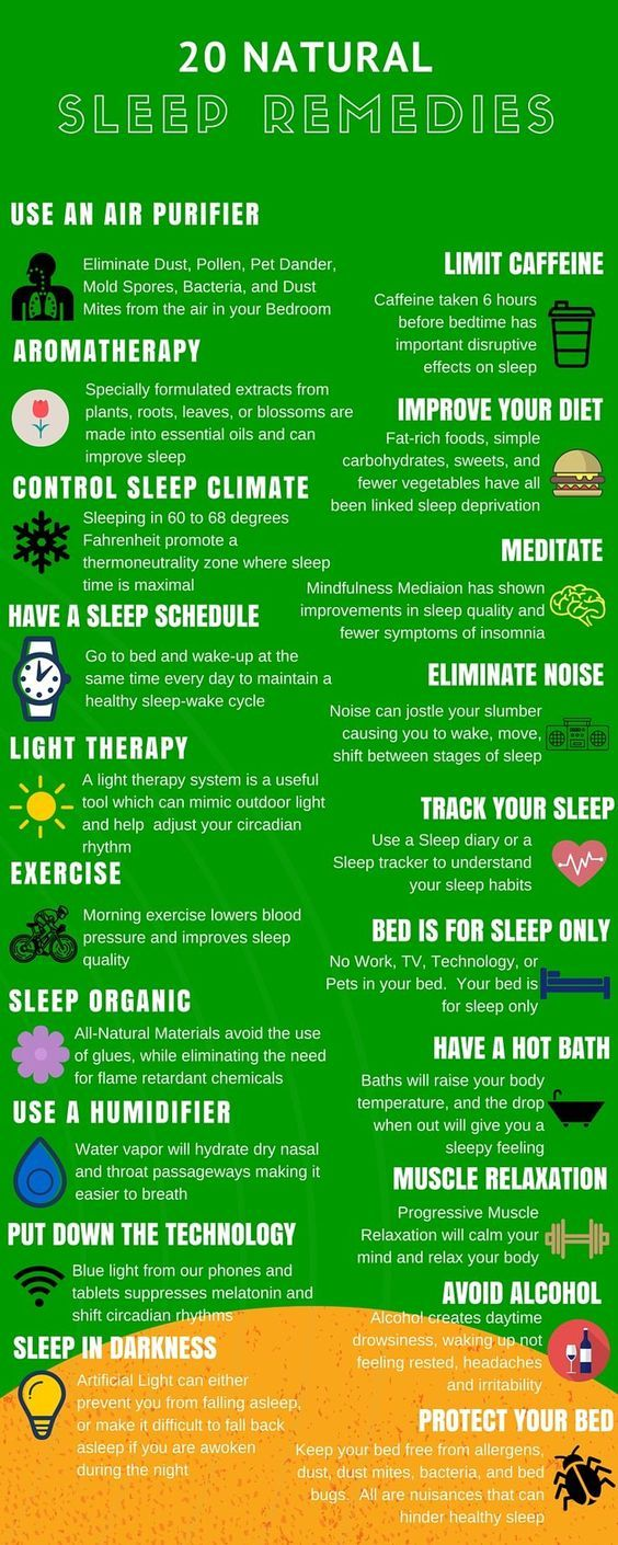 Ways Women Can Get More Sleep