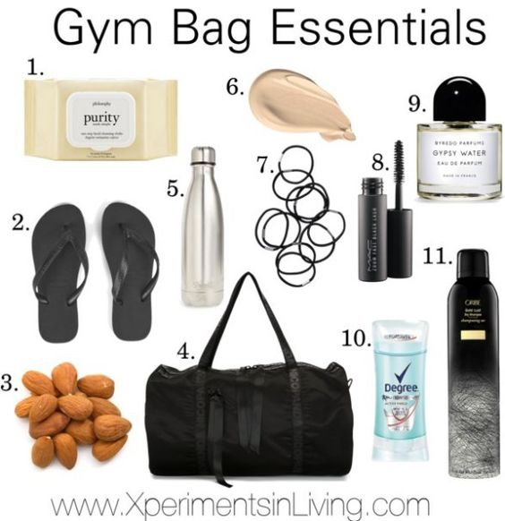 gym bag essentials 6