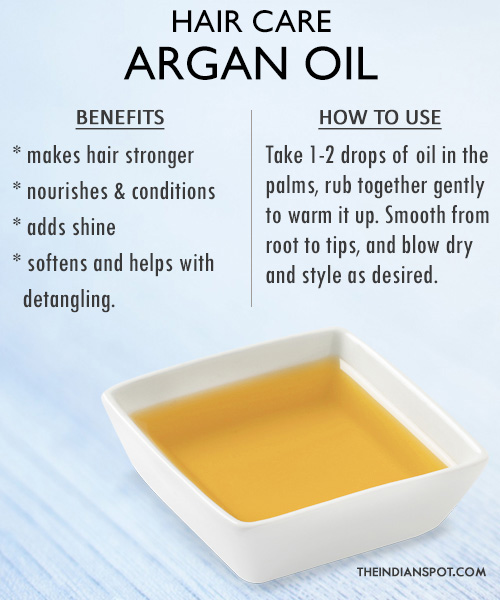 Hair Care hair oil argan oil