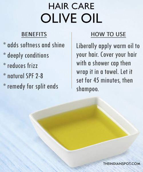Hair Care hair oil olive oil