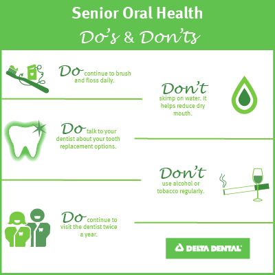 Dental Hygiene for Seniors