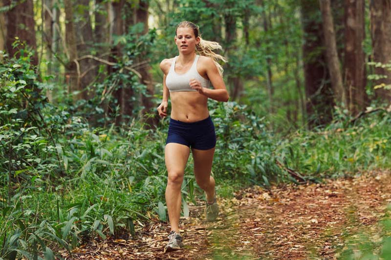 Trail Running Better Muscle Definition