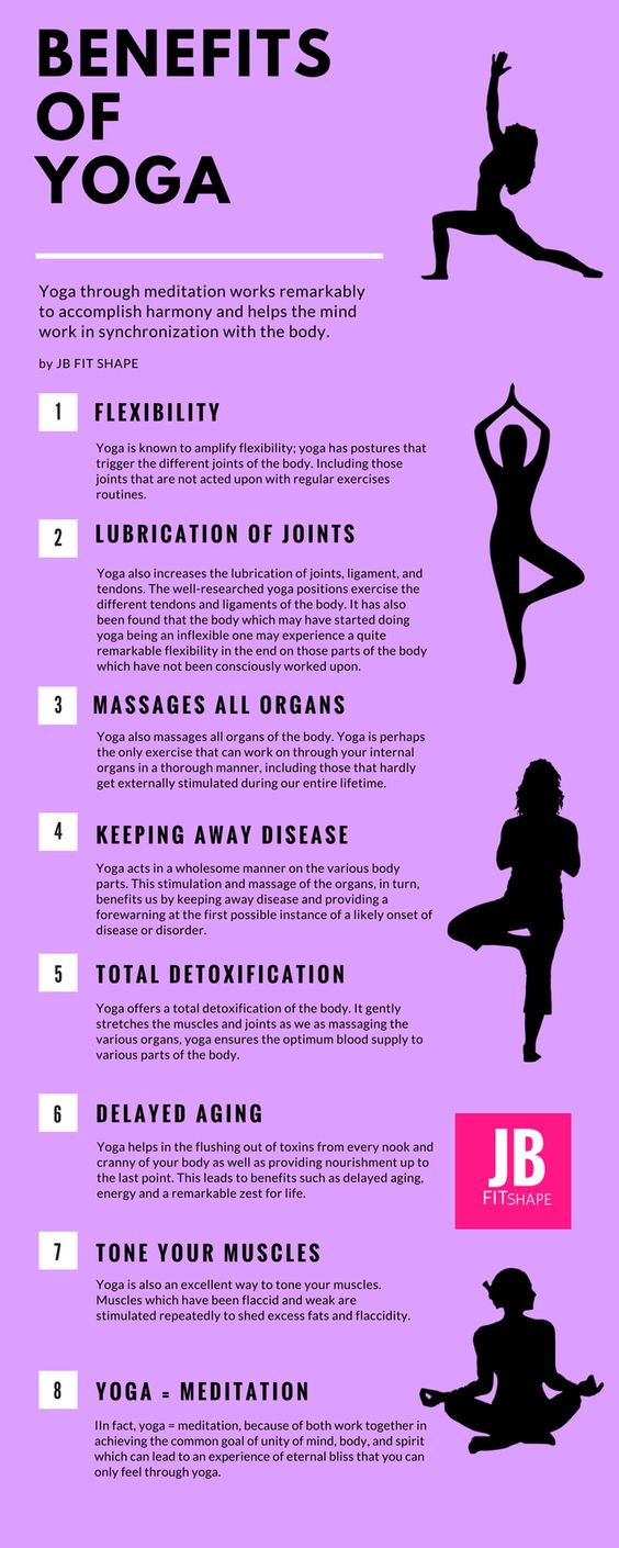 Benefits of Yoga 3