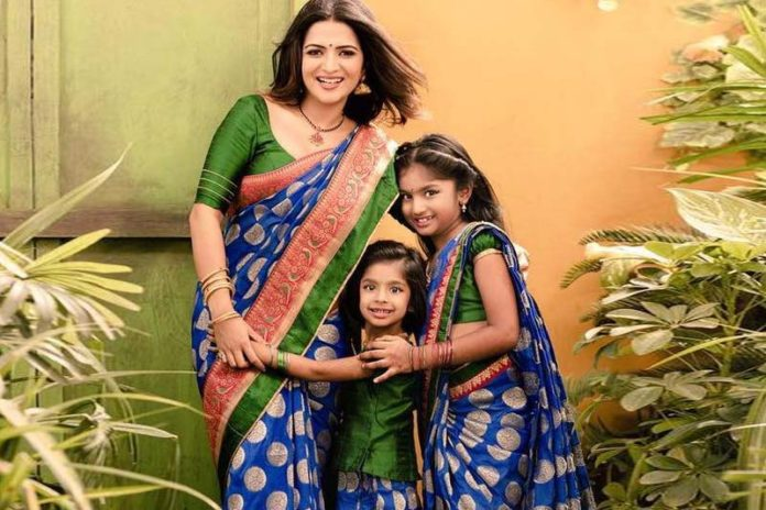Celebrating The Bond Of Indian Mother And Daughter Women Fitness