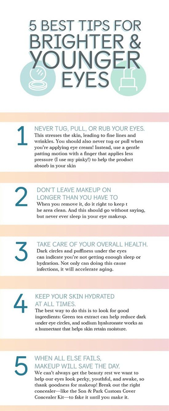 best tips for brighter and younger eyes