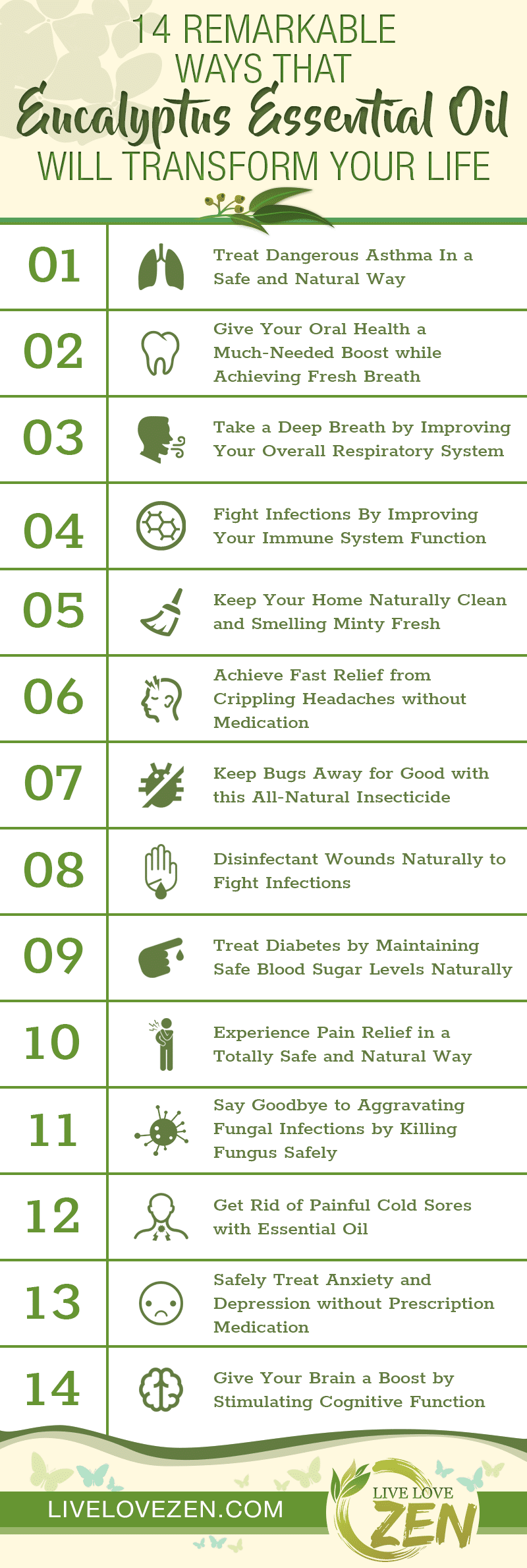 eucalyptus essential oil health benefits