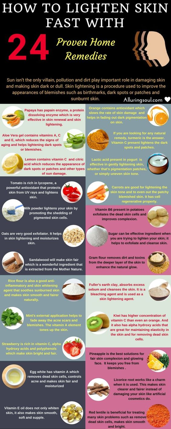 how to lighten skin fast 1