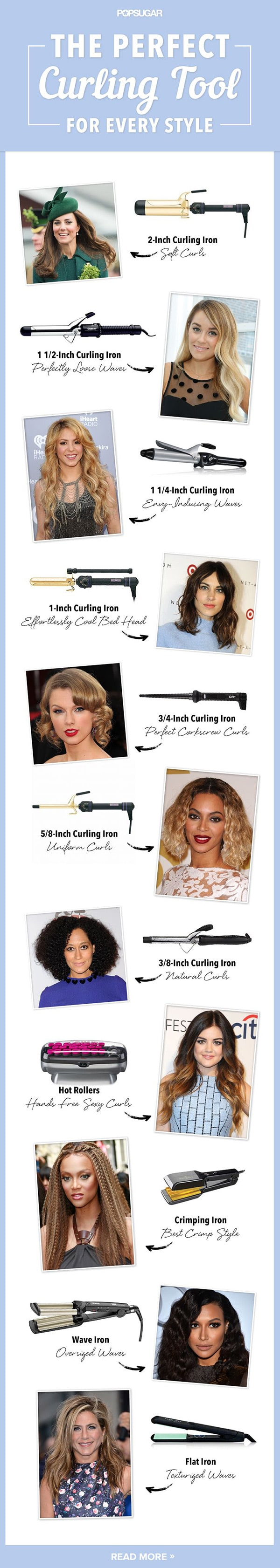 perfect curling tool for every style