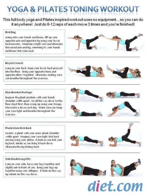 Pilates Or Yoga Enjoy The Best Of Both Worlds With Piyo Women Fitness Magazine