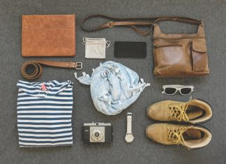 10 things not to forget when packing for vacation