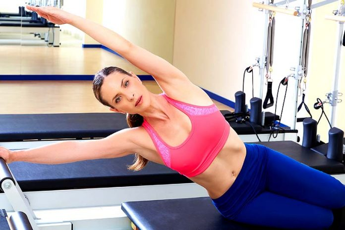 Can Pilates Exercises Help Early Postmenopausal Women To Gain Strength And Flexibility?