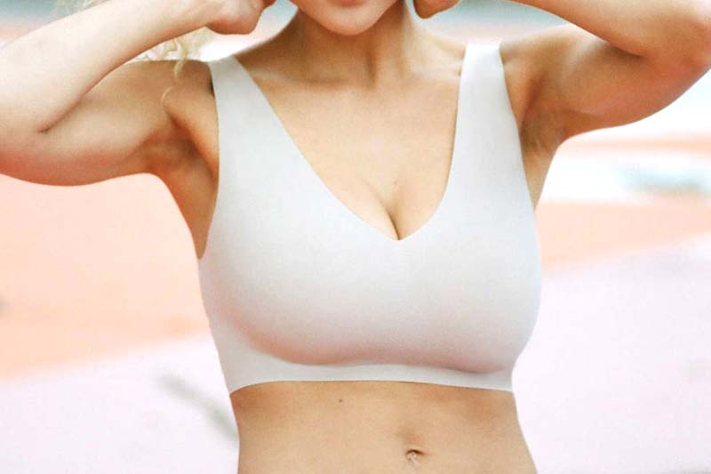 Which type of bra is good for heavy breast