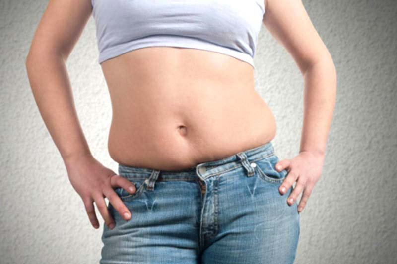 Belly Fat in Women